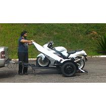 Show De Carretinha Basculante Para Motos Road Racer