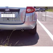 Ponteira Aluminio Ford Ka 2.5 Polegadas