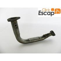 Tubo Dianteiro De Escapamento Peugeot 206 Motor 1.6 8v