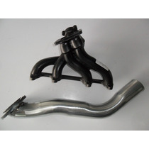Coletor Tubular Turbo Ap Farol Vw