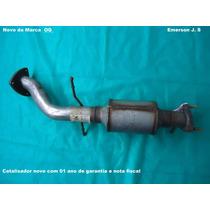 Catalisador De Blazer/s10 4.3 V6 Ano 1996 Até 1999 Novo