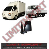 Retrovisor Hyundai Hr Esquerdo Ano 07 08 09 10 11 12 13 14