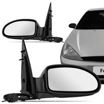 Retrovisor Ford Focus 2002 03 A 2008 Controle Interno Manual