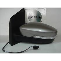 Retrovisor Fox 2010 2011 2012 2013 Com Pisca Original L/e