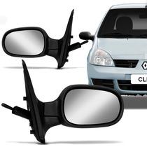 Retrovisor Espelho Renault Clio 99 00 01 02 03 04 05 A 2011