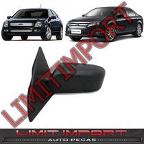 Retrovisor Ford Fusion Le 06 07 08 09 10 11 12 Luz Cortezia