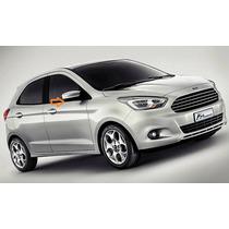 Retrovisor Ford Ka 2015c/c Manual Lado Direito Novo Original