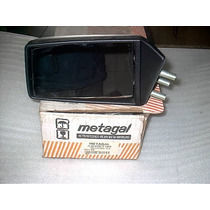 Espelho Retrovisor Externo Le Orig. Metagal Vw Gol 91/94 Mil