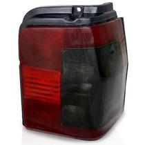 Lanterna Traseira Tipo Hatch 93/94/95/96 Fume Acrílico Novo