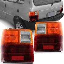 Lanterna Traseira Uno 84/86/88/90/92/94/96/98/00/02/04 Acril