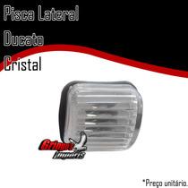 Lanterna Lateral Pisca Ducato 98 99 00 01 02 03 04 Cristal