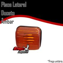 Lanterna Lateral Pisca Ducato 98 99 00 01 02 03 04 Ambar