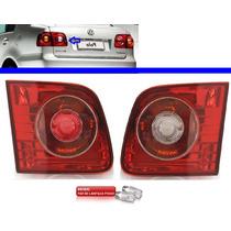 Lanterna Traseira Polo Sedan 07 08 09 10 11 12 Tampa Par