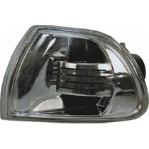 Lanterna Pisca Dianteira Palio Siena 96 97 98 99 00 Fumê