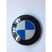 Emblema Bmw Capô 82mm Bmw