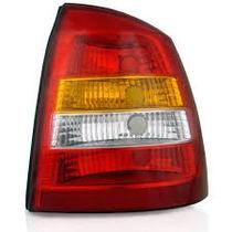 Lanterna Traseira Astra Sedan 98/99/00/01/02 Tricolor - Novo