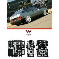 Kit Circuito De Lanterna Traseira Volkswagen Gol Quadrado