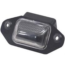 Lanterna Placa Parachoque Tras Gol 95/96/97/98/99 S/soquete