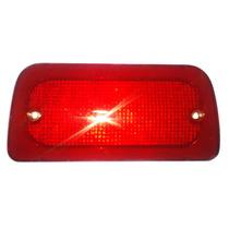 Lente Lanterna Freio Break Light S10 Cab. Simples E Dupla