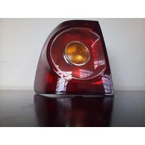 Lanterna Traseira Polo Sedan 08/10/11/12/13 Original Canto