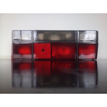 Lanterna Traseira Gol Quadrado 87/88/89/90/91/92/93/94 Fume