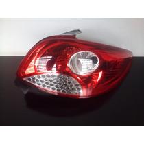 Lanterna Tras Peugeot 207 08/09/10/11 Adapt 206 99- Novo