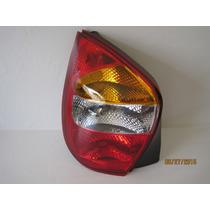 Lanterna Traseira Palio 2001 2002 2003 Tricolor L.esquerdo