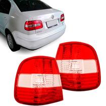 Par Lanterna Traseira Polo Sedan 2003 2004 2005 2006