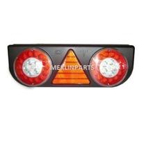 Lanterna Traseira Caminhão Implemento Universal Led Carreta