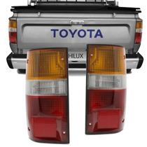 Lanterna Traseira Hilux Sr Srv Sr5 92 A 98 99 2000 2001