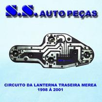 Circuito Soquete Marea Lanterna Traseira Marea 1997 A 2001