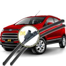 Palheta Ford Ecosport - 2013 Em Diante - Par Dianteiro