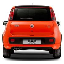 Braço C/ Palheta Limpador Vidro Traseiro Fiat Uno Mod Novo