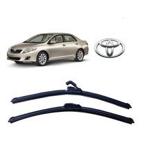 Par Palheta Limpador Parabrisa Dianteiro Toyota Corolla