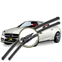 Palheta Mercedes Classe Slk - Todos Os Modelos - Par Diant