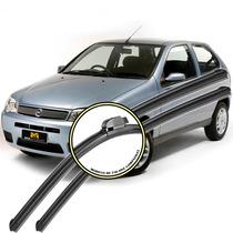 Palheta Fiat Palio - 2001 Até 2011 - Par Dianteiro