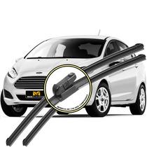 Palheta Ford New Fiesta - 2012 Em Diante - Kit Diant + Tras.