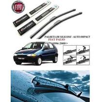 Palheta Automotiva De Silicone Específica Fiat Palio 96/2000