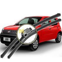 Palheta Fiat Uno - 2011 Em Diante - Kit Dianteiro E Traseiro