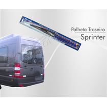 Palheta Traseira Mercedes Benz Sprinter 515 2014 2015