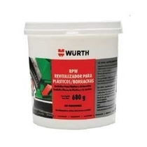 Revitalizador De Plástico E Borrachas 680g - Wurth