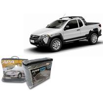 Capa Protetora Para Cobrir Carro Fiat Strada - Todos