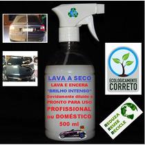 Kit Com 2 Unidades Lava Carro A Seco Lavagem Ecológica