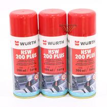 Kit - 3 Hsw Higienizador De Ar Condicionado Wurth (limao)