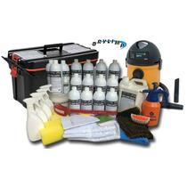 Kit Dry Limp 500 Lavagens A Seco + Aspirador + Carrinho