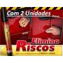 2 Caneta Tira Risco Automotivo Fix It Pro O Legítimo.