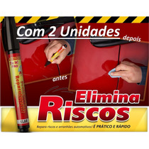 2 Caneta Tira Risco Automotivo Fix It Pro O Legítimo.