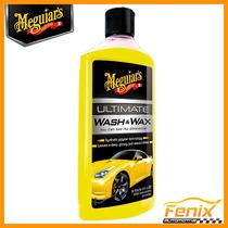 Shampoo Cera Ultimate Wash & Wax 473ml - G177475 - Meguiars