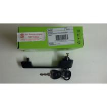 Maçaneta Externa Porta C/ Chaves (zamac) Caminhões 1113
