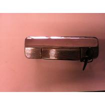 Maçaneta Externa Cromada Da Porta Direita Da Fiat 147.